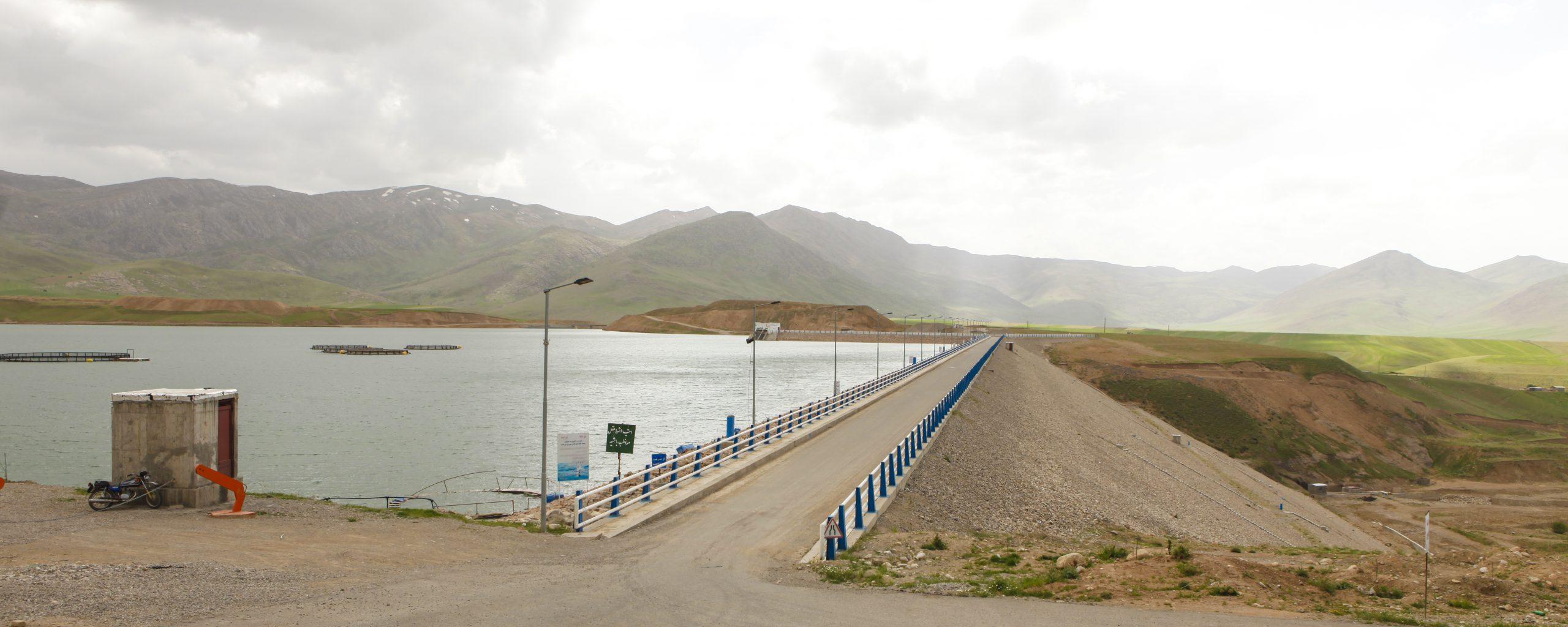 Eyvashan Dam
