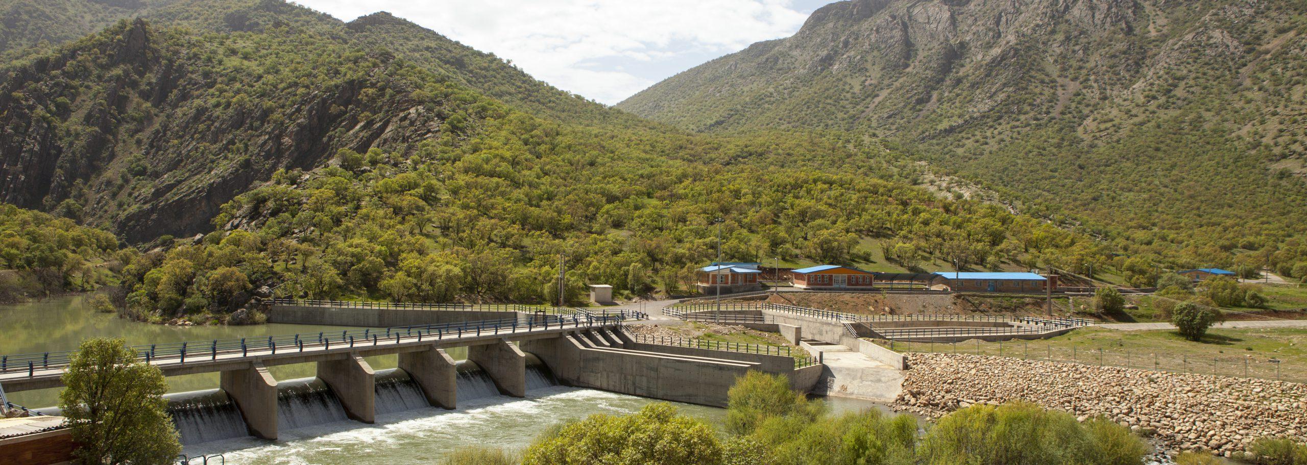 Kakareza Dam