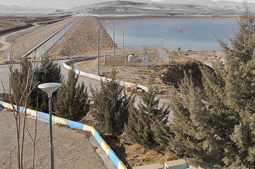 shian dam